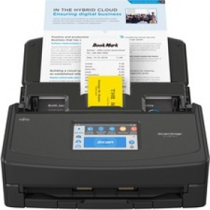 Fujitsu Scansnap ix1500 Touch Screen Scanner for Pc and Ma