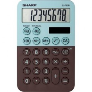 Sharp 8-digit Large Desktop Calculator