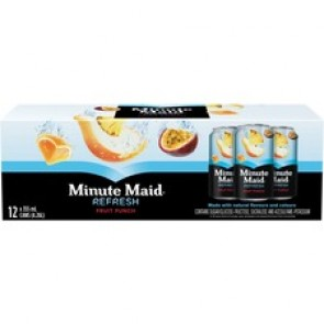 Minute Maid Fruit Punch Drink