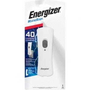 Energizer Weatheready Flashlight - LED - 25 Lumen - Nickel Metal Hydride  (NiMH) - Battery Rechargeable - Impact Resistant