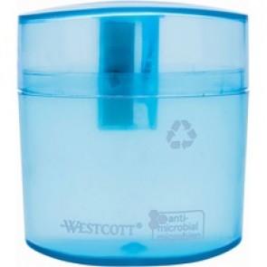 Westcott KleenEarth Antimicrobial Student Single-Hole Penci