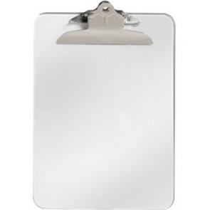 Westcott Clear Plastic Clipboard - Letter Size