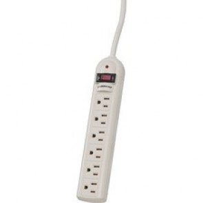 Exponent World 90 Degrees Outlet Surge Protector
