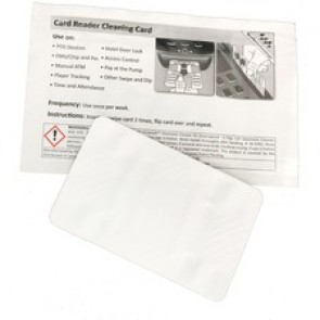 ICONEX Cleaning Card
