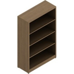 """Offices To Go 30""""W x 48""""H Bookcase"""