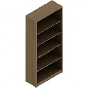 """Offices To Go 30""""W x 65""""H Bookcase"""