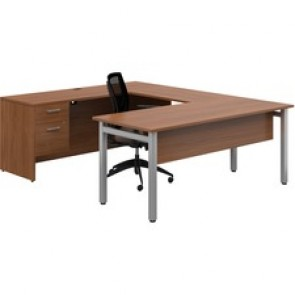 Offices To Go Ionic U-Shaped Workstation