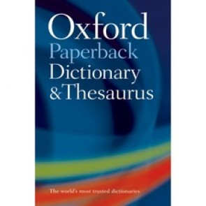 Oxford University Press Dictionary & Thesaurus English Dictionary