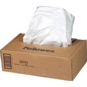 Fellowes Waste Bags for 99Ms, 90S , 99Ci, HS-440 and AutoMax? 130C, 200C and 200M Shredders