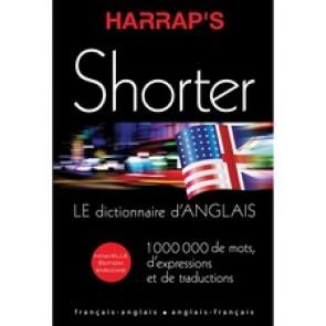 Harrap's Shorter Bilingual Dictionary 2021 Editions
