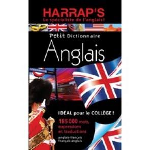 Harrap's Petit Dictionnaire Bilingual Dictionary 2021 Editi