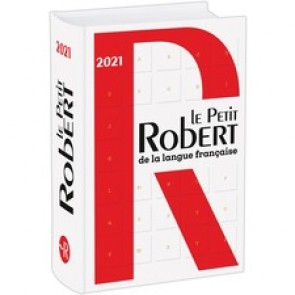Le Robert Dictionary 2020/2021