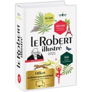 Le Robert illustré Dictionary 2020/2021