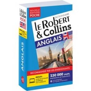 Le Robert Collins Bilingual Pocket Dictionary 2020 Editions