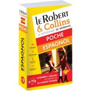 Le Robert Collins French-Spanish Pocket Dictionary 2020 Edit