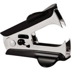 Offix Staple Remover - Steel - Black - 1 Each