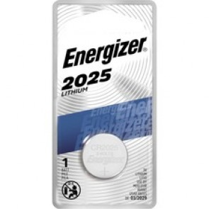 Energizer  2025 Watch/Calc. 3 Volt Battery