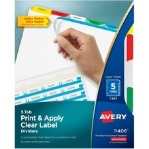 Avery® Index Maker Index Divider