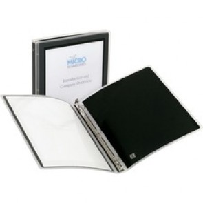 Avery&reg  Flexi-View Binders with Round Rings