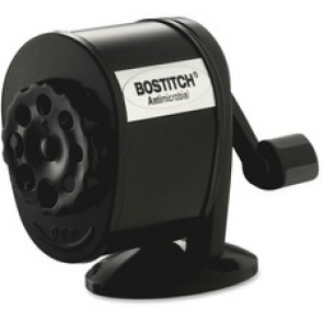 Bostitch Antimicrobial Manual Pencil Sharpener