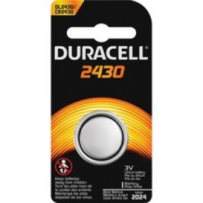 Duracell Coin Cell Lithium 3V Battery - DL2430