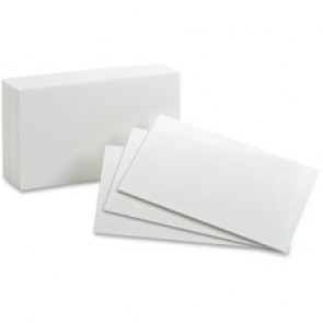 Oxford Blank Index Card