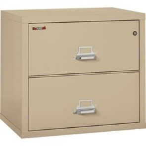 FireKing Insulated File Cabinet - 2-Drawer