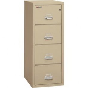FireKing Insulated Deep File Cabinet