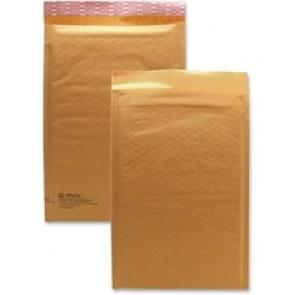 "Sealed Air Cushioned Mailer, Size 3, 8-1/2"" x 14-1/2"", 25/Box, Kraft"